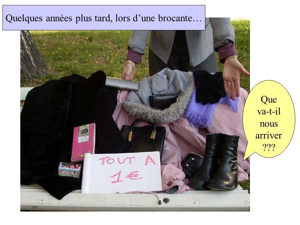 … un collectionneur avisé les remarqua et sempressa de les acheter.