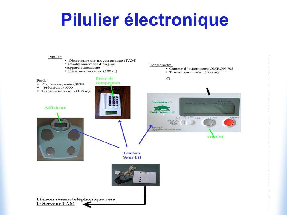Pilulier électronique