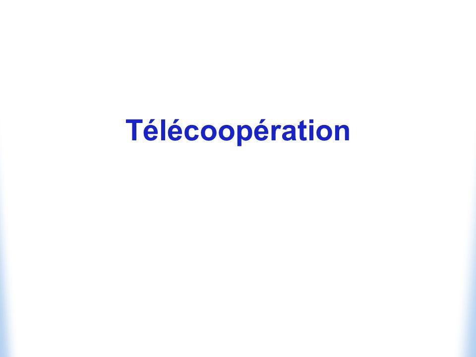 Télécoopération
