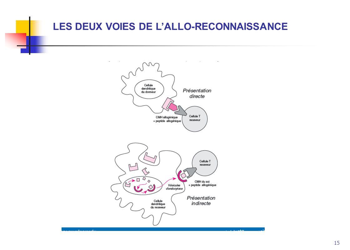 15 LES DEUX VOIES DE LALLO-RECONNAISSANCE
