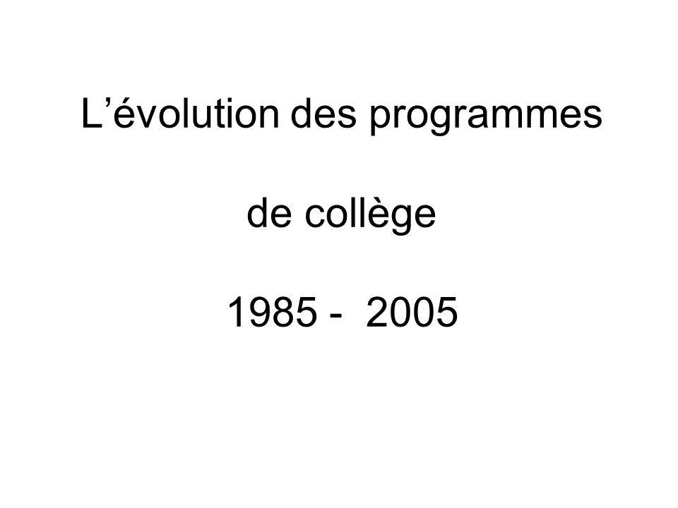 Activités mathématiques et supports denseignement IREM de Rennes 4 juin 2005