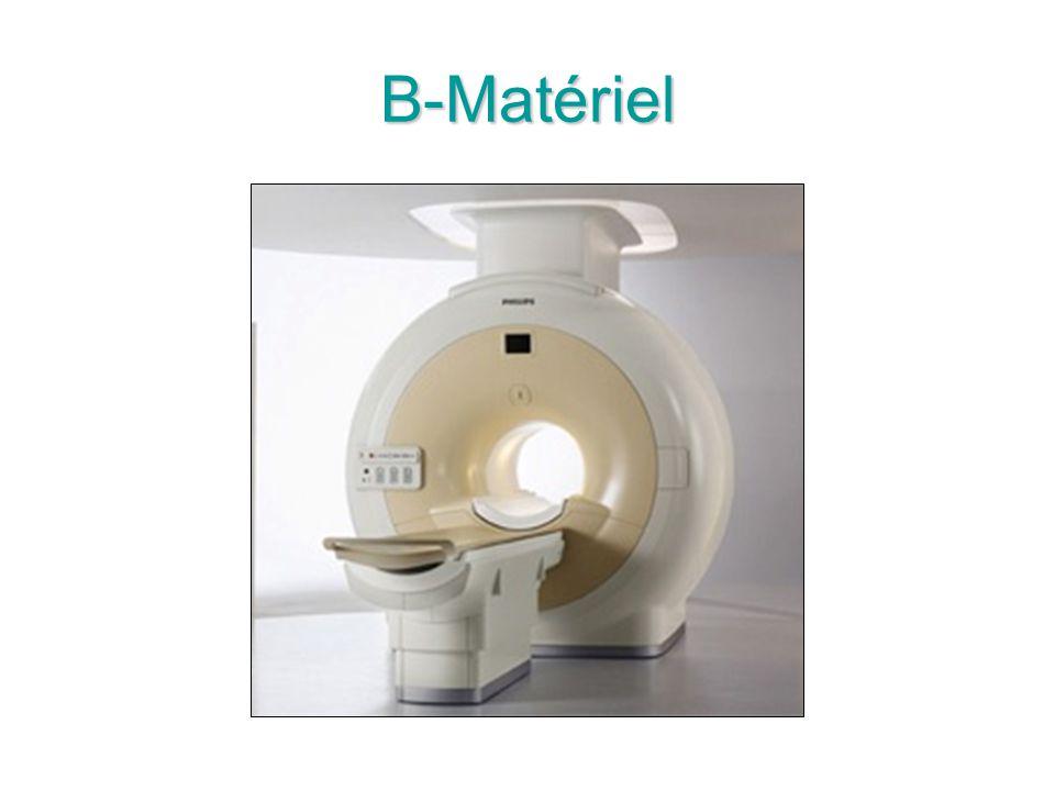 B-Matériel