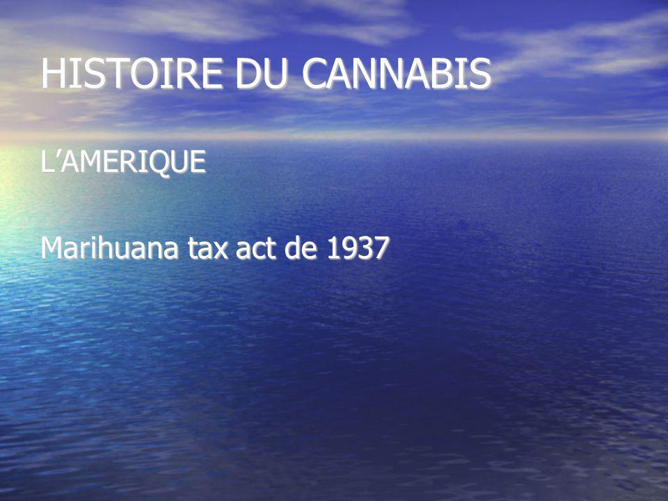 LEGISLATION EN FRANCE En France, la loi interdit « toute présentation favorable » des substances stupéfiantes La loi interdit la production, la détention, la vente et l usage des stupéfiants