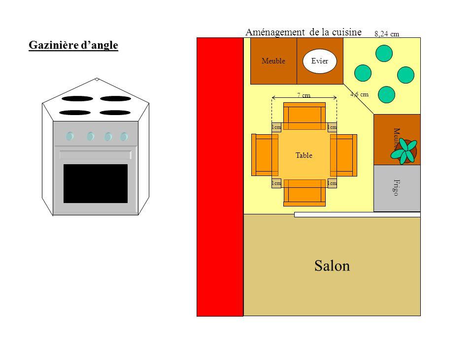 Meuble Salon Gazinière dangle Aménagement de la cuisine Meuble Frigo 4,6 cm 8,24 cm Table 1cm 7 cm Evier