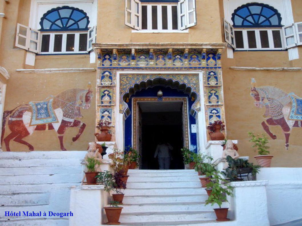 Hôtel Mahal à Deogarh