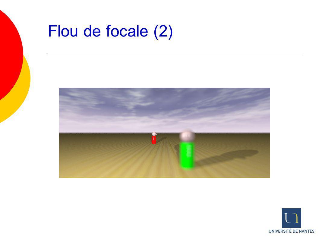 Flou de focale (2)