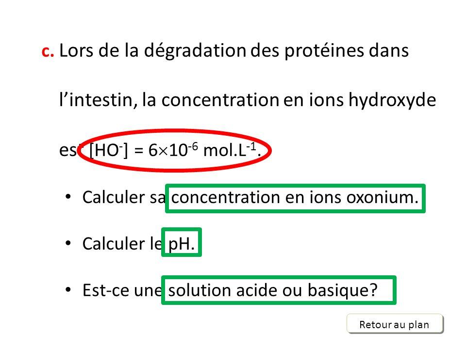 AcideBaseCoupleDemi-équation CH 3 COOH HCOO - H2OH2O H 3 O + = H 2 O+H + CO 2,H 2 O/HCO 3 - NH 3 +H + = NH 4 + CO 3 2- C 6 H 5 COO - RCOOH ClO - HCN Retour au plan