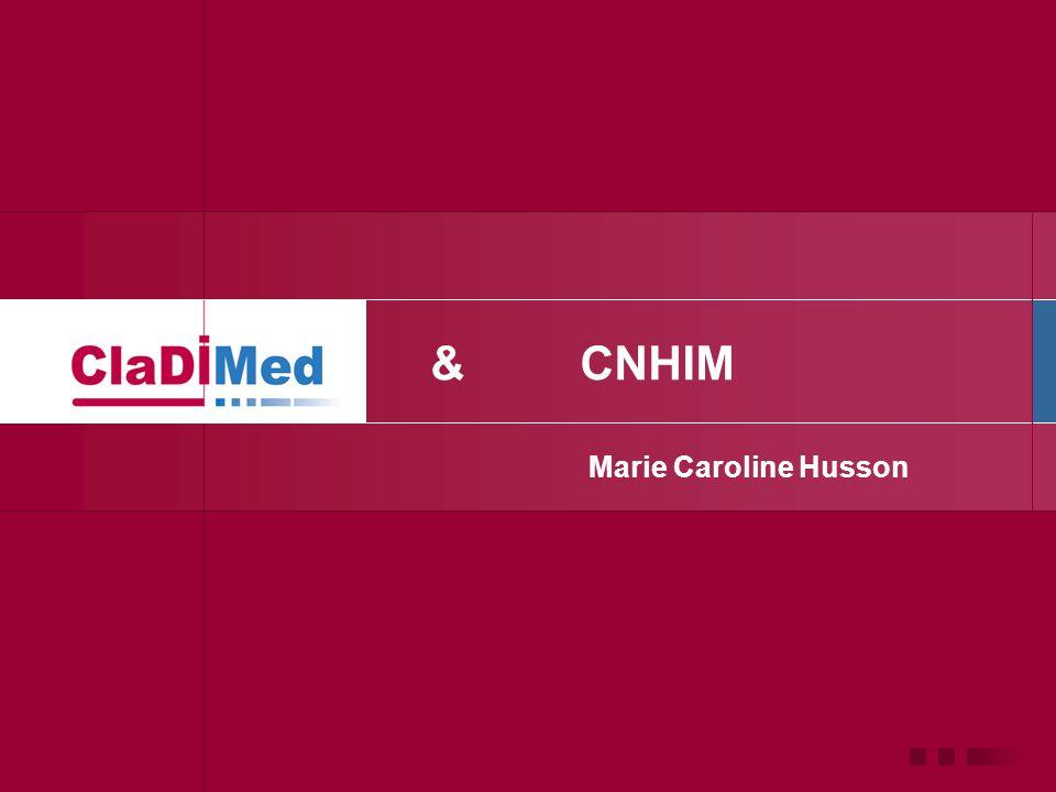 & Marie Caroline Husson CNHIM