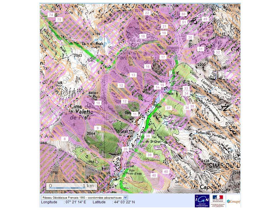 I/ Un milieu spécifique, avec des risques, des fragilités et des contraintes Rivière (Gordolasque) Des reliefs élevés avec des crêtes difficiles à franchir 3143 altitudes 2934 3143 2554 1600 2200 sommets avalanches