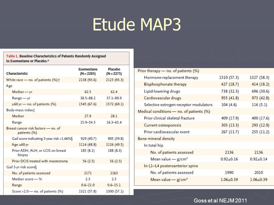 Etude MAP3 Goss et al NEJM 2011