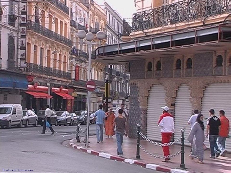 Boulevard Clémenceau