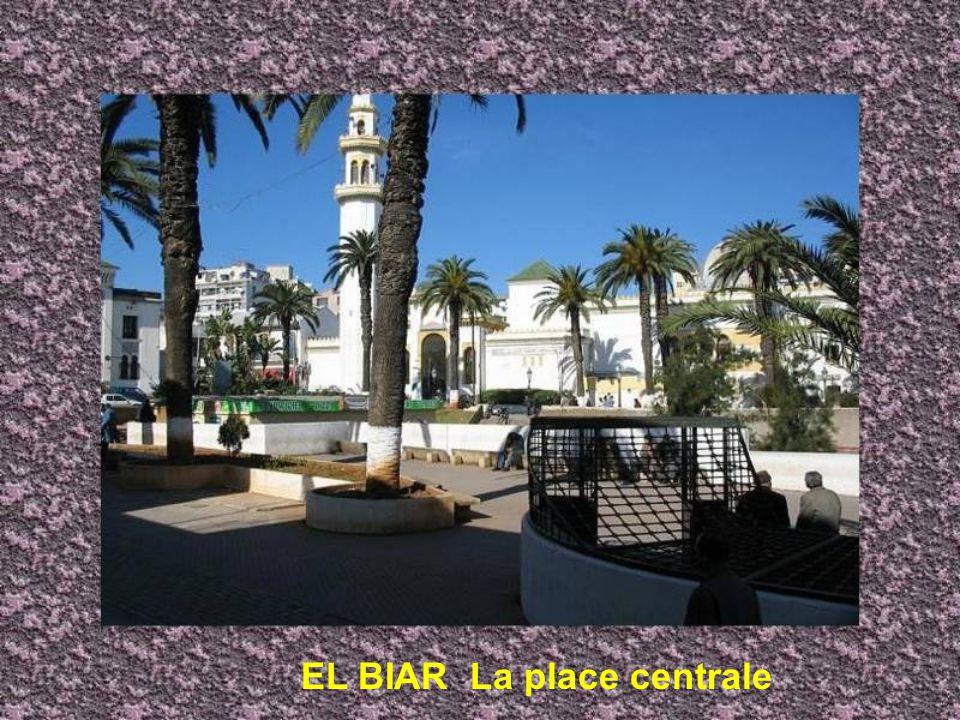 EL BIAR La Mairie