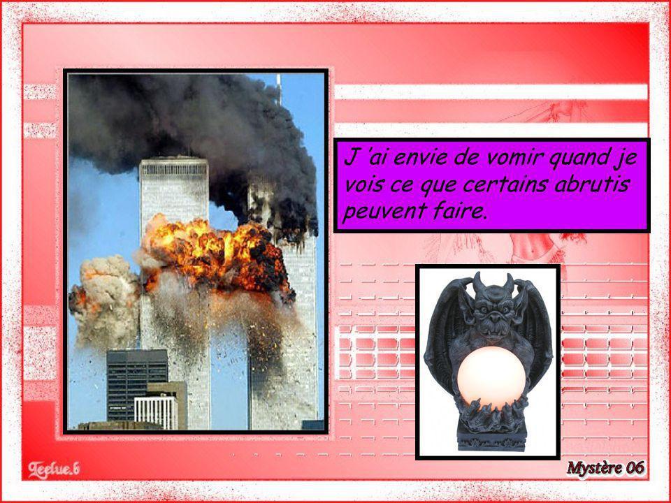 J ai envie de dire à pas mal de personnes qu une bombe atomique c est dangereux.