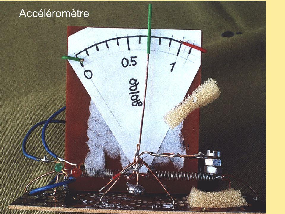 Accéléromètre