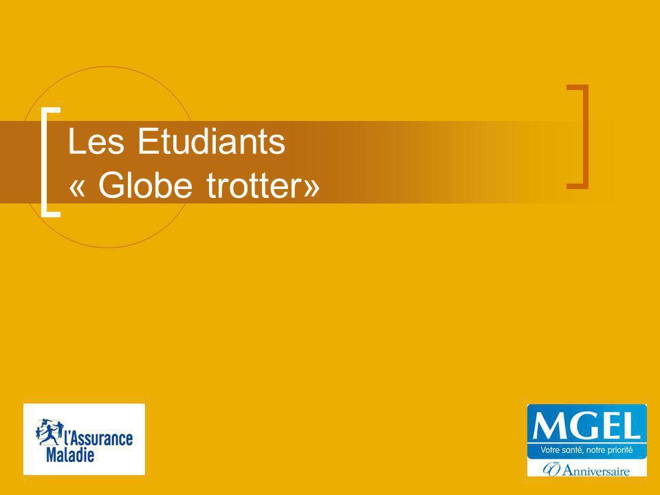 Les Etudiants « Globe trotter»