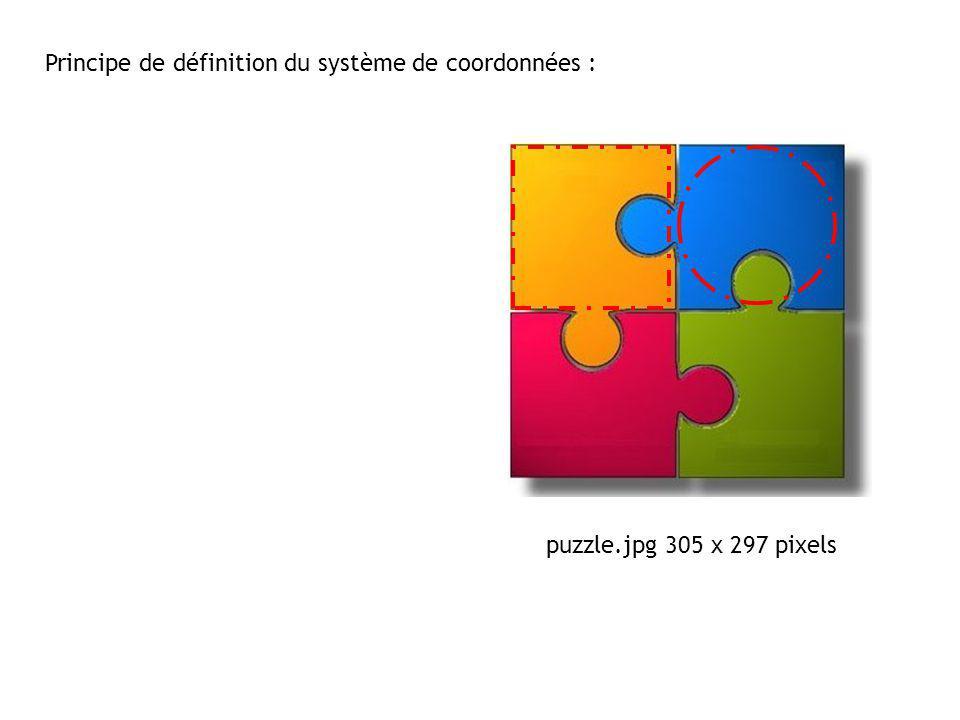 Principe de définition du système de coordonnées : puzzle.jpg 305 x 297 pixels
