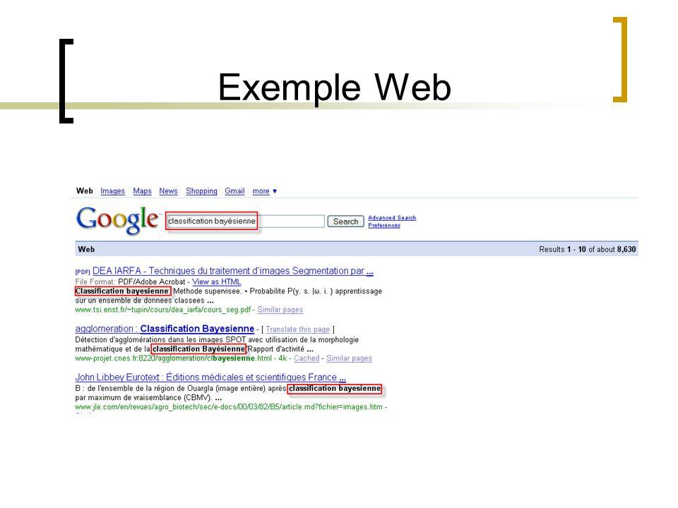 Exemple Web