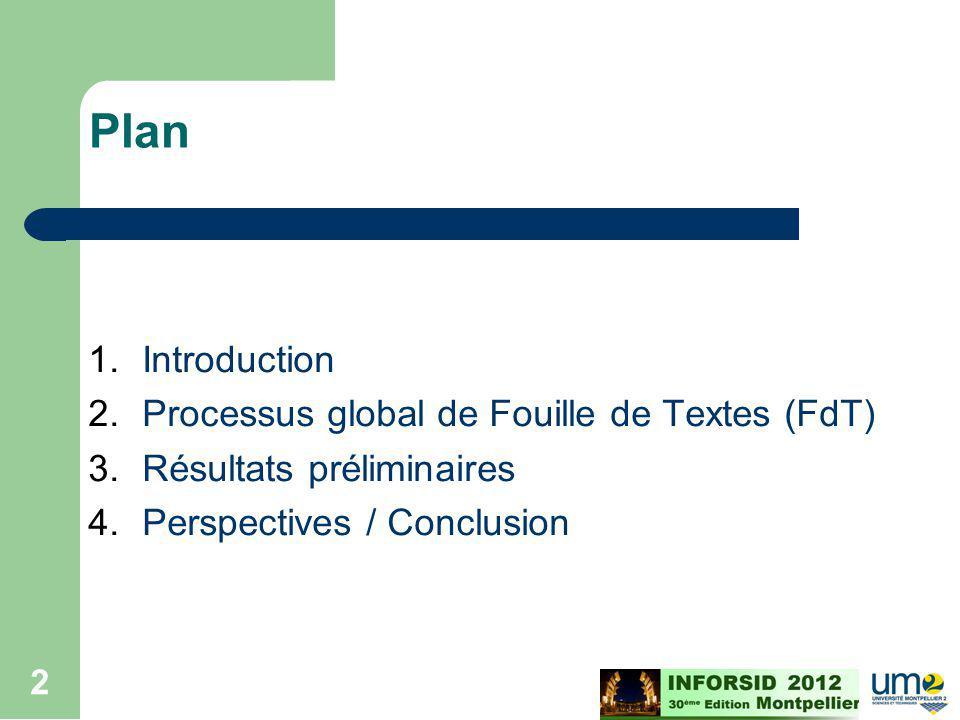 Cours ECD - M2 - 2008/2009 3 1.