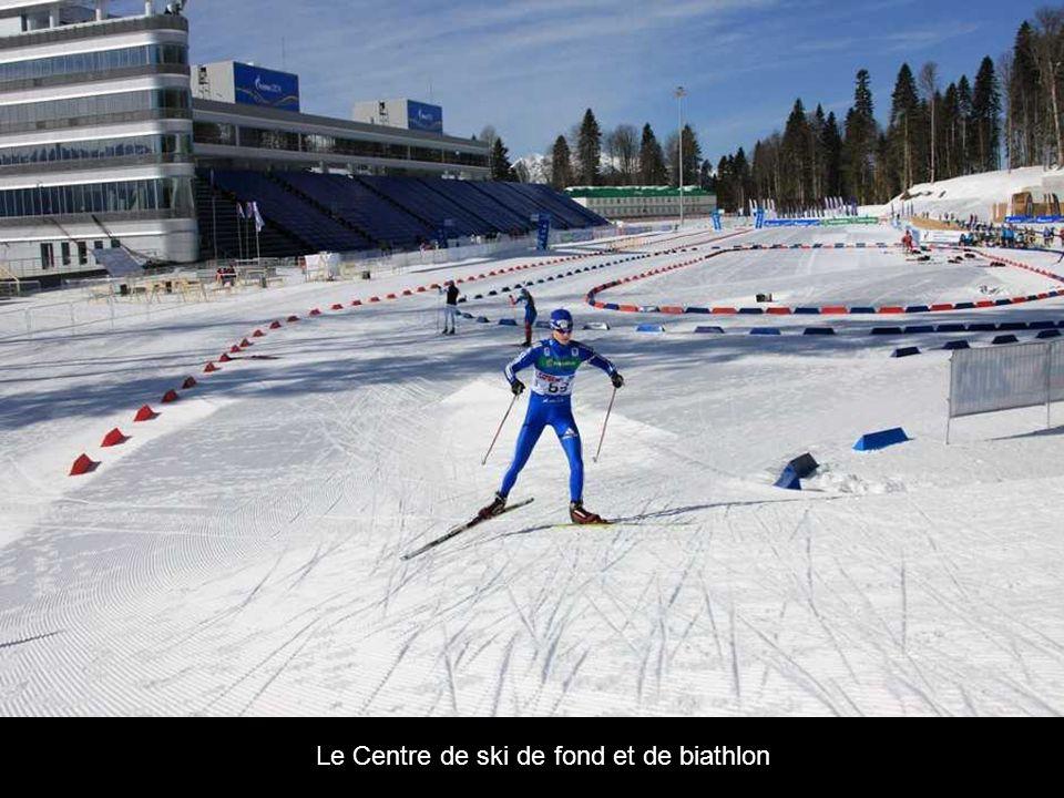 Centre de ski alpin