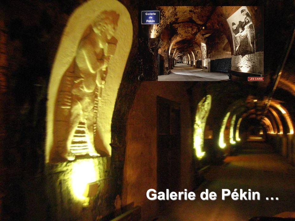 Galerie de Pékin …