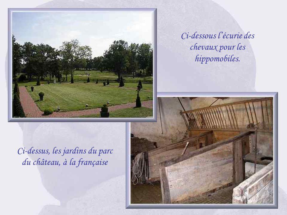 Clemenceau était lhôte privilégié du Comte de Tremont