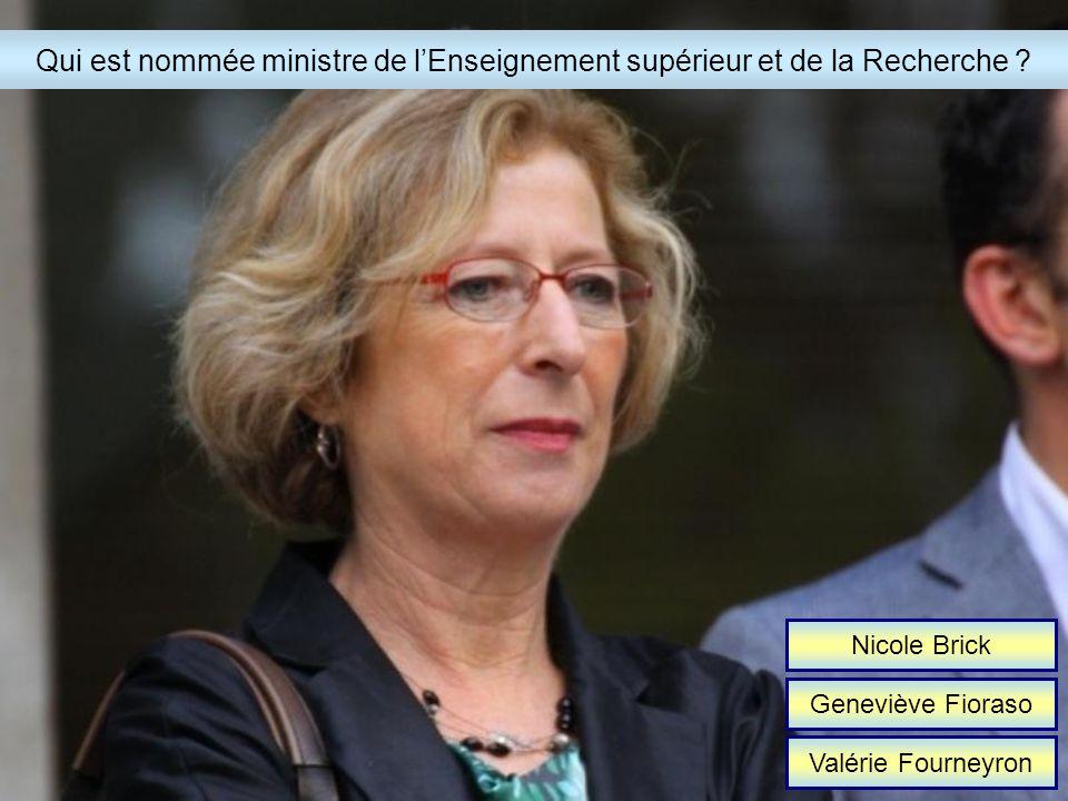 Jean-Marc Ayrault François Fillon Lionel Jospin Le 15 mai 2012, qui est nommé Premier ministre ?