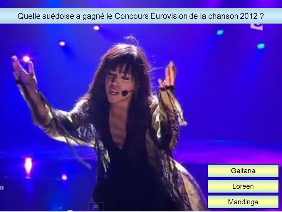 Azerbaïdjan Monténégro Roumanie Dans quel pays a eu lieu le Concours Eurovision de la Chanson 2012 ?
