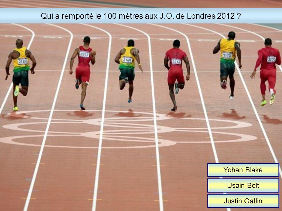 Argent Bronze Or Quelle médaille a obtenu Teddy Riner aux J.O. de Londres 2012 ?