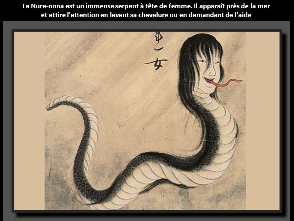 Un Noppera-bo est une créature à l'apparence humaine qui a la faculté d'effacer tous les traits de son visage (yeux, nez, bouche...) pour ne laisser q