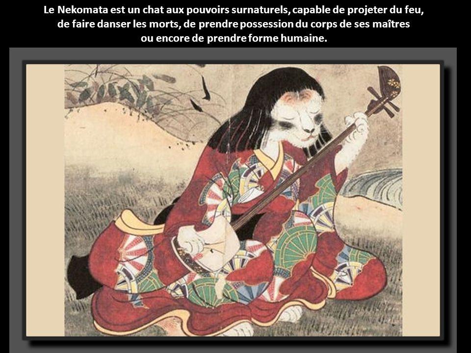 Créatures incroyables de la mythologie japonaise Les Japonais n'ont pas de sirènes, de gobelins ou de minotaures, mais leur mythologie est remplie de