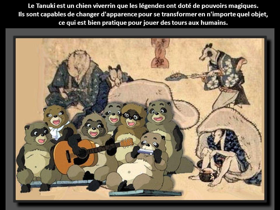 Le Rokurokubi est très souvent, dans l'imaginaire populaire, une femme. Il s'agit d'une créature à l'apparence humaine durant le jour et qui est capab