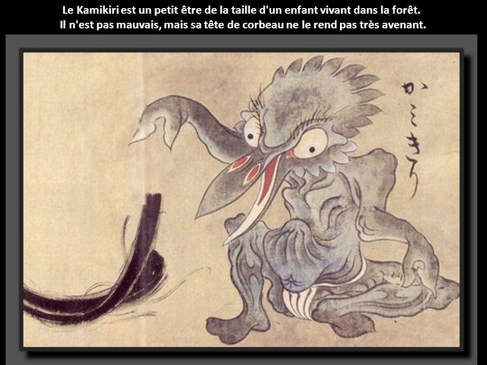 Le Kasha est un être malveillant qui se rend aux cérémonies funèbres pour dérober les corps des défunts avant la crémation.