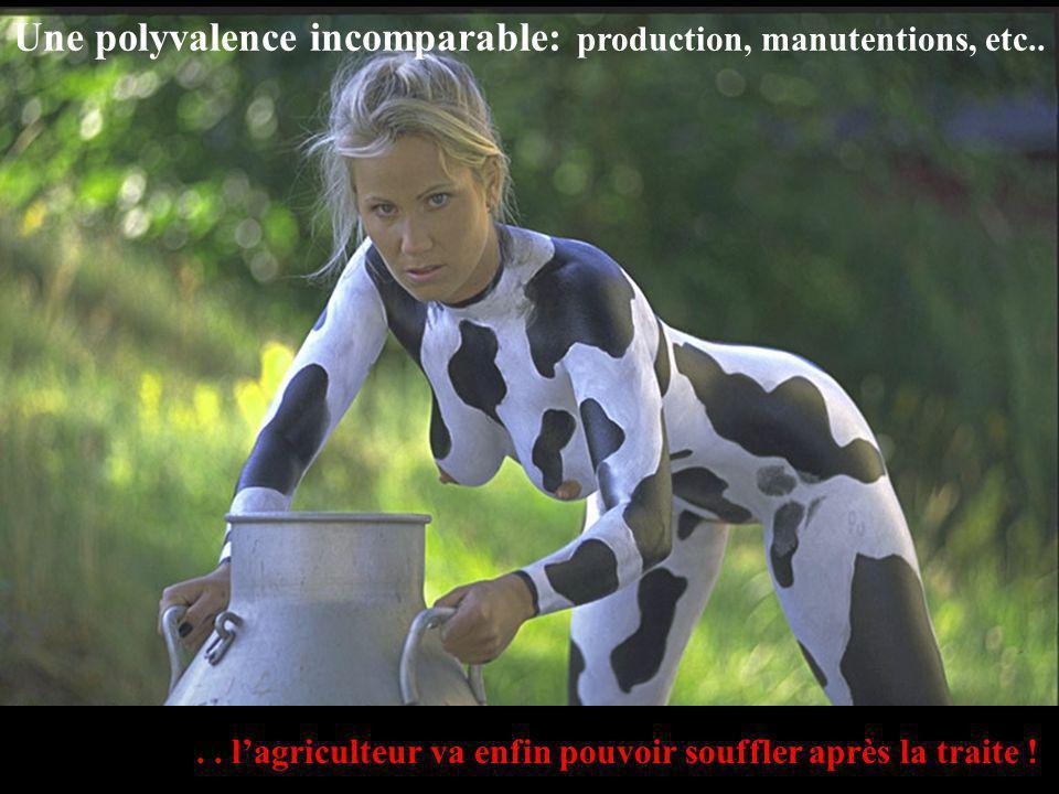 La seule race qui permet la reproduction des agriculteurs.....un moyen efficace de lutter contre la désertification rurale.....les agriculteurs nauron