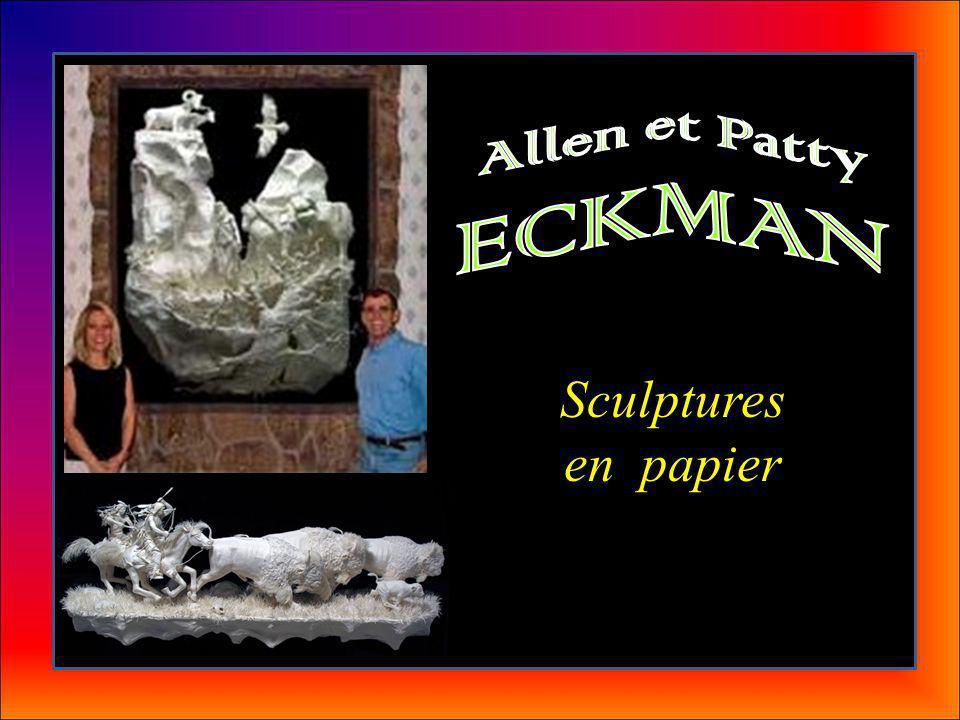 Sculptures en papier