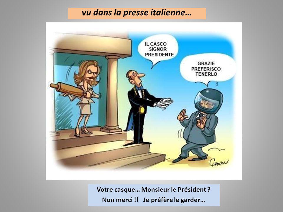 vu dans la presse portoricaine… Hollande : Lempereur des groupies…