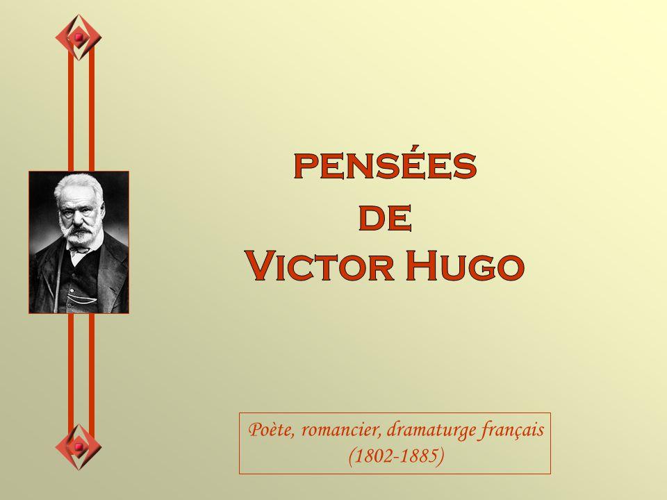 Poète, romancier, dramaturge français (1802-1885)