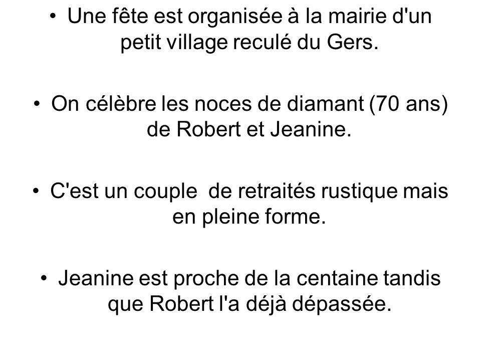 La vie de couple RobertJeanine
