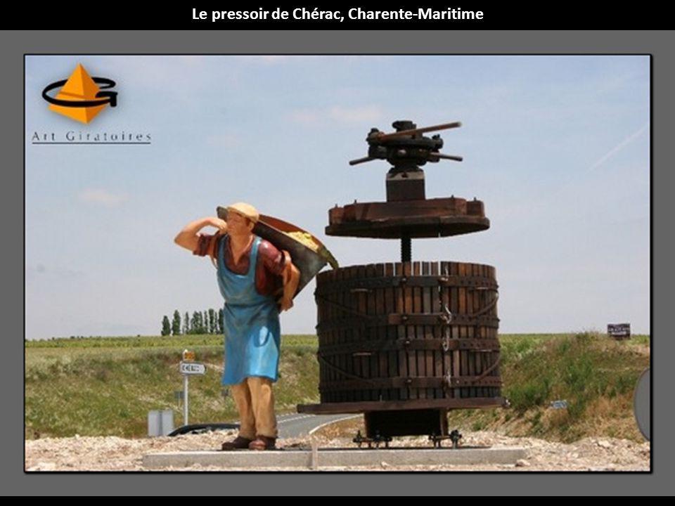 Scène de vendanges à Virollet, Charente-Maritime