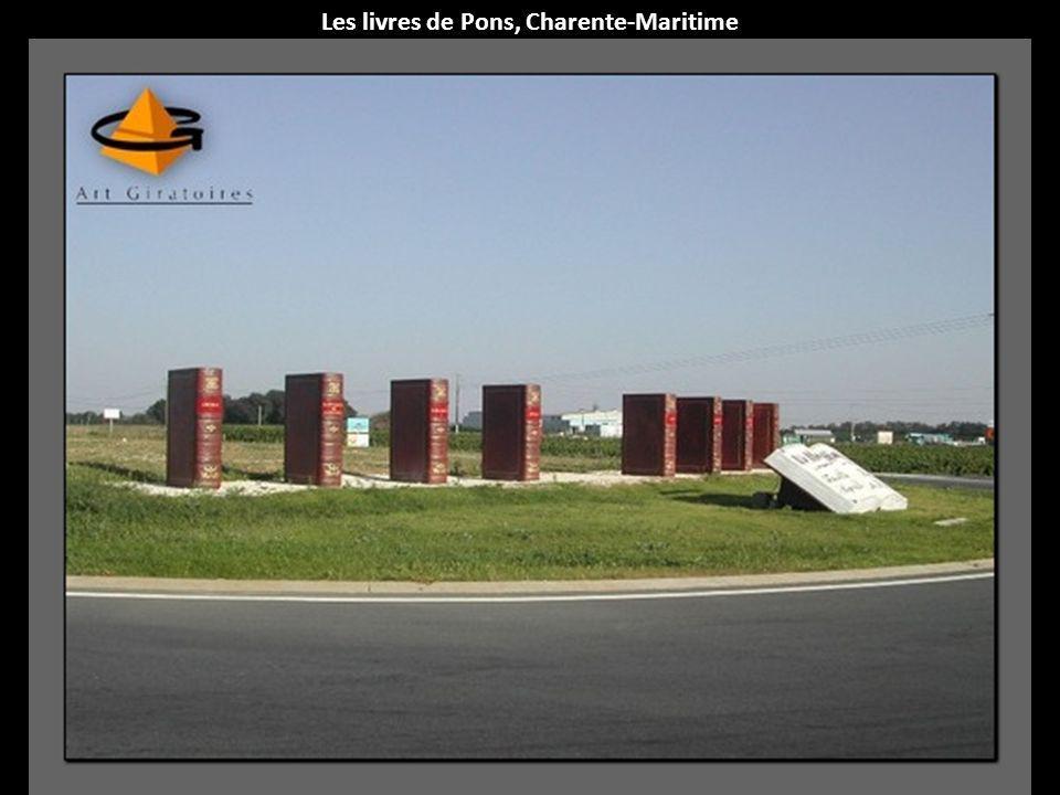 Les livres de Pons, Charente-Maritime