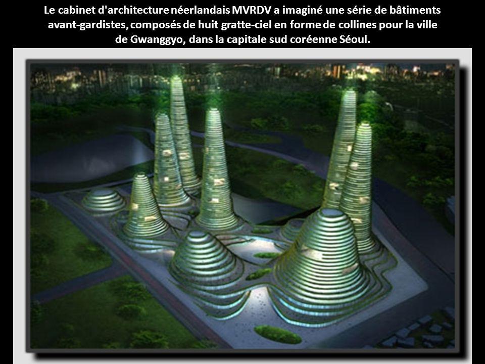 Le cabinet d'architecture James Law Cybertecture a opté pour la forme géométrique d'un cube parfait, haut de 96 mètres pour être construit à Abu Dhabi