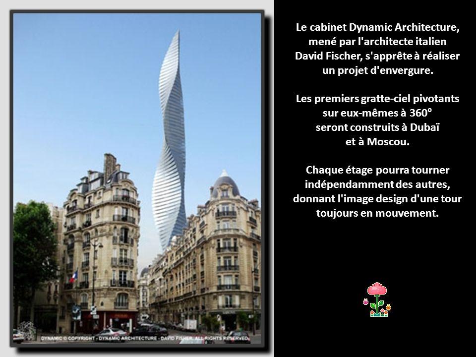 Le cabinet d'architecture néerlandais MVRDV a imaginé une série de bâtiments avant-gardistes, composés de huit gratte-ciel en forme de collines pour l