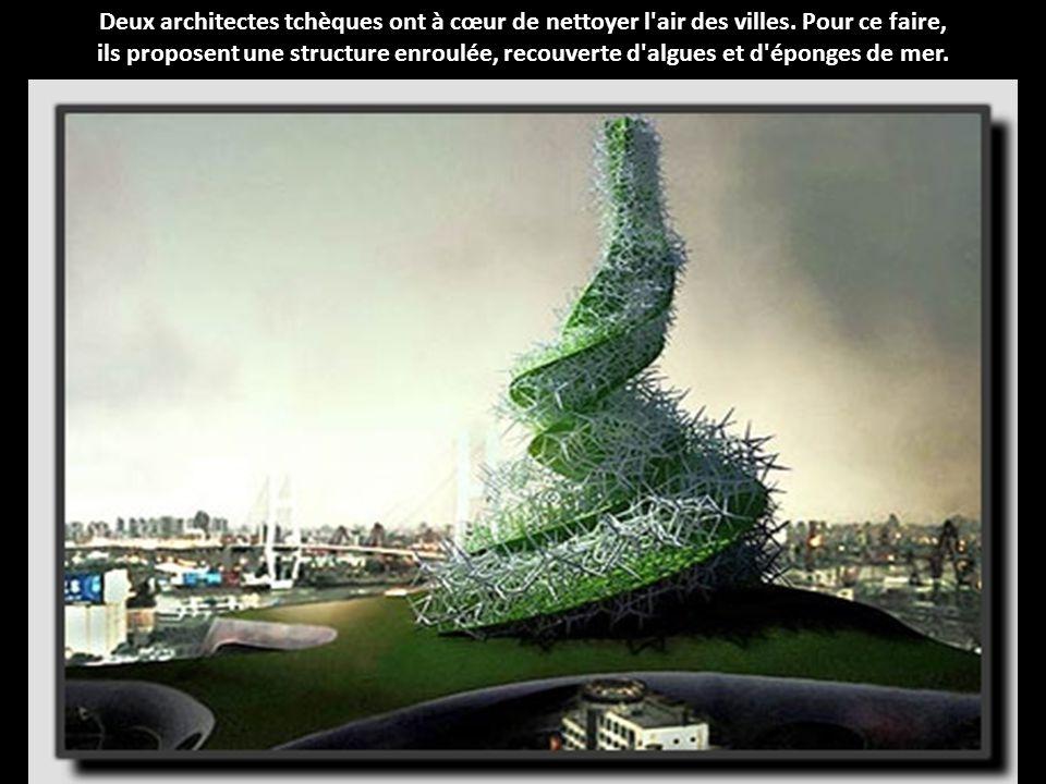 Le cabinet Dynamic Architecture, mené par l'architecte italien David Fischer, s'apprête à réaliser un projet d'envergure. Les premiers gratte-ciel piv