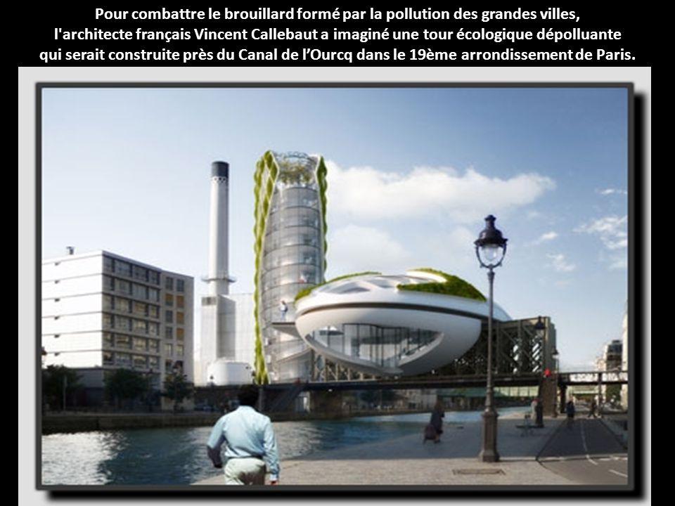 L'architecte québécois Alain Laperrière a lancé lidée de construire un pont, long de 200 km, reliant Marseille à Calvi en Corse.