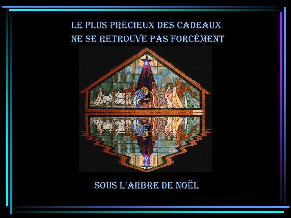 PAIX AUX HOMMES DE BONNE VOLONTÉ Implique que se taisent enfin les canons, Que le pardon remplace enfin lagressivité Et que le respect domine enfin la