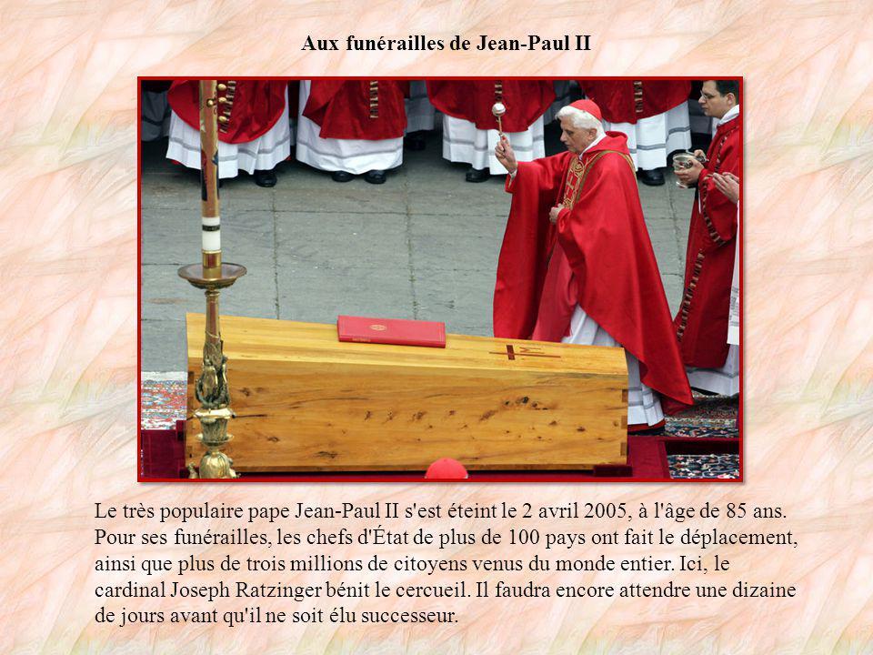 Jamais pape .
