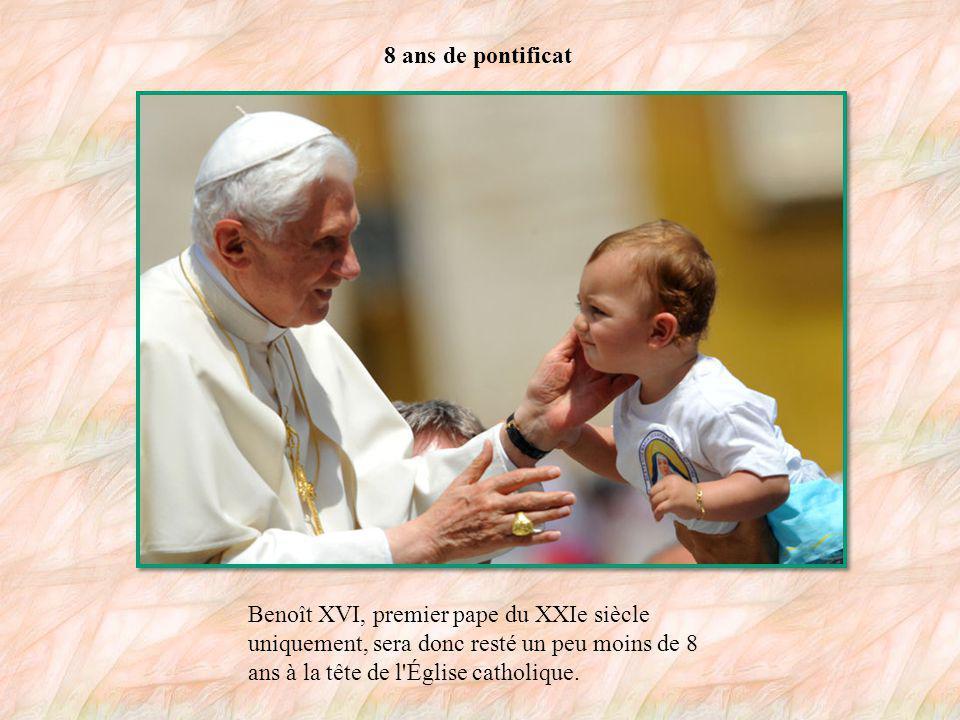 Le pape et le lion...