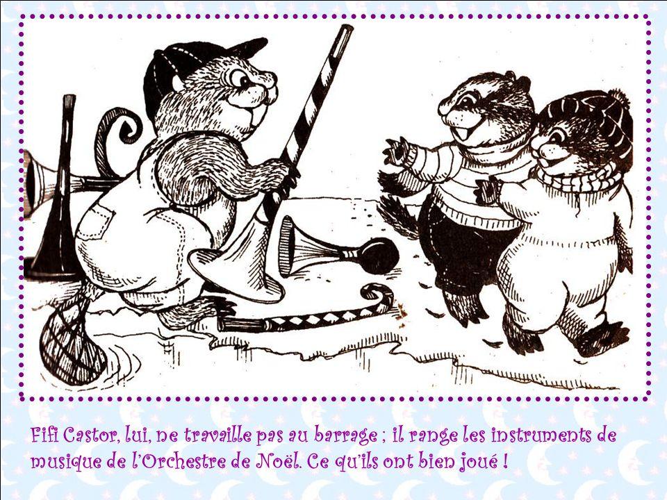 Maintenant que les affaires de Noël sont rangées, que le terrier est en ordre, Zip et Zoup décident daller profiter de la belle neige dhiver. En avant