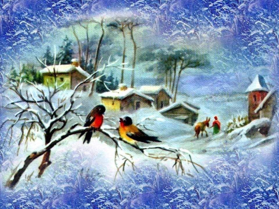 Les élèves parlaient tous en même temps.- Noël, cest quand nous décorons la maison.