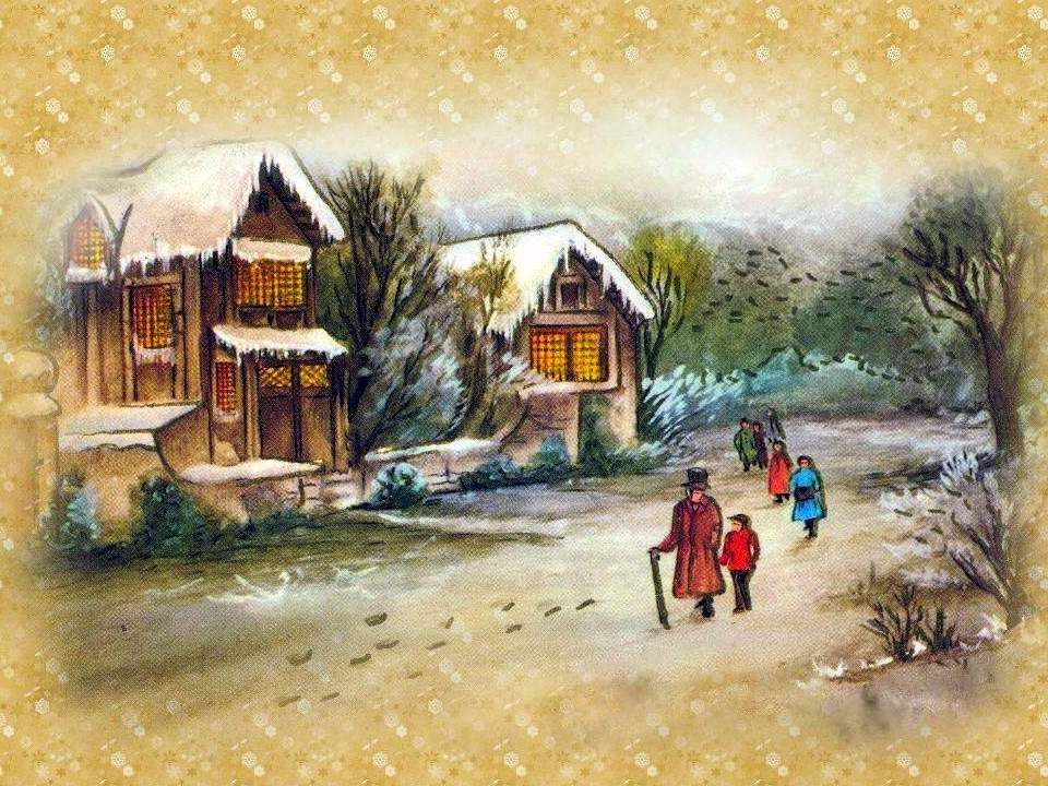 Lentrée des grands magasins était cachée par une forêt de sapins de Noël.