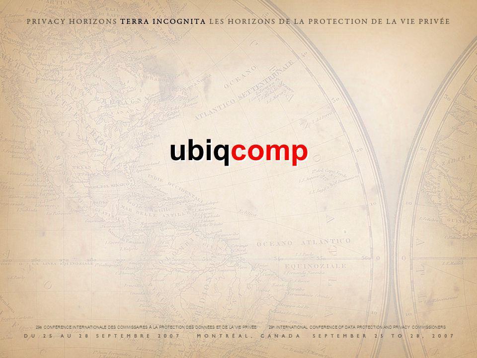 (re)design the concept of privacy